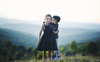 Dziecięca seksualność